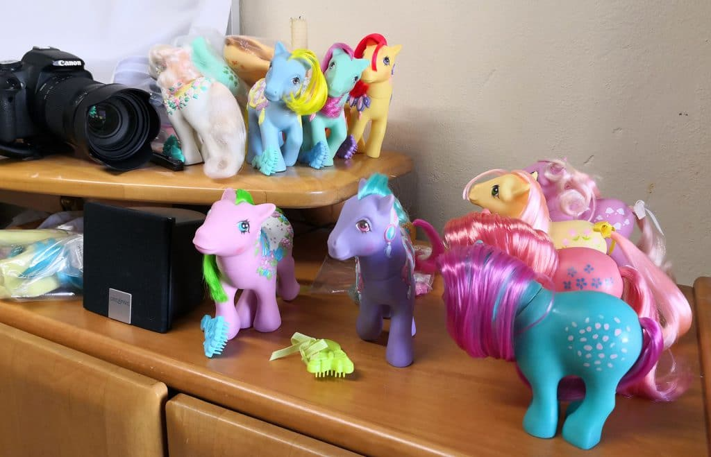 My Little Pony Photo Session