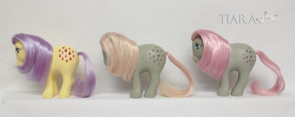 tor Pose Ponies Macau Part2 Lemon Drop Variants Snuzzledrop