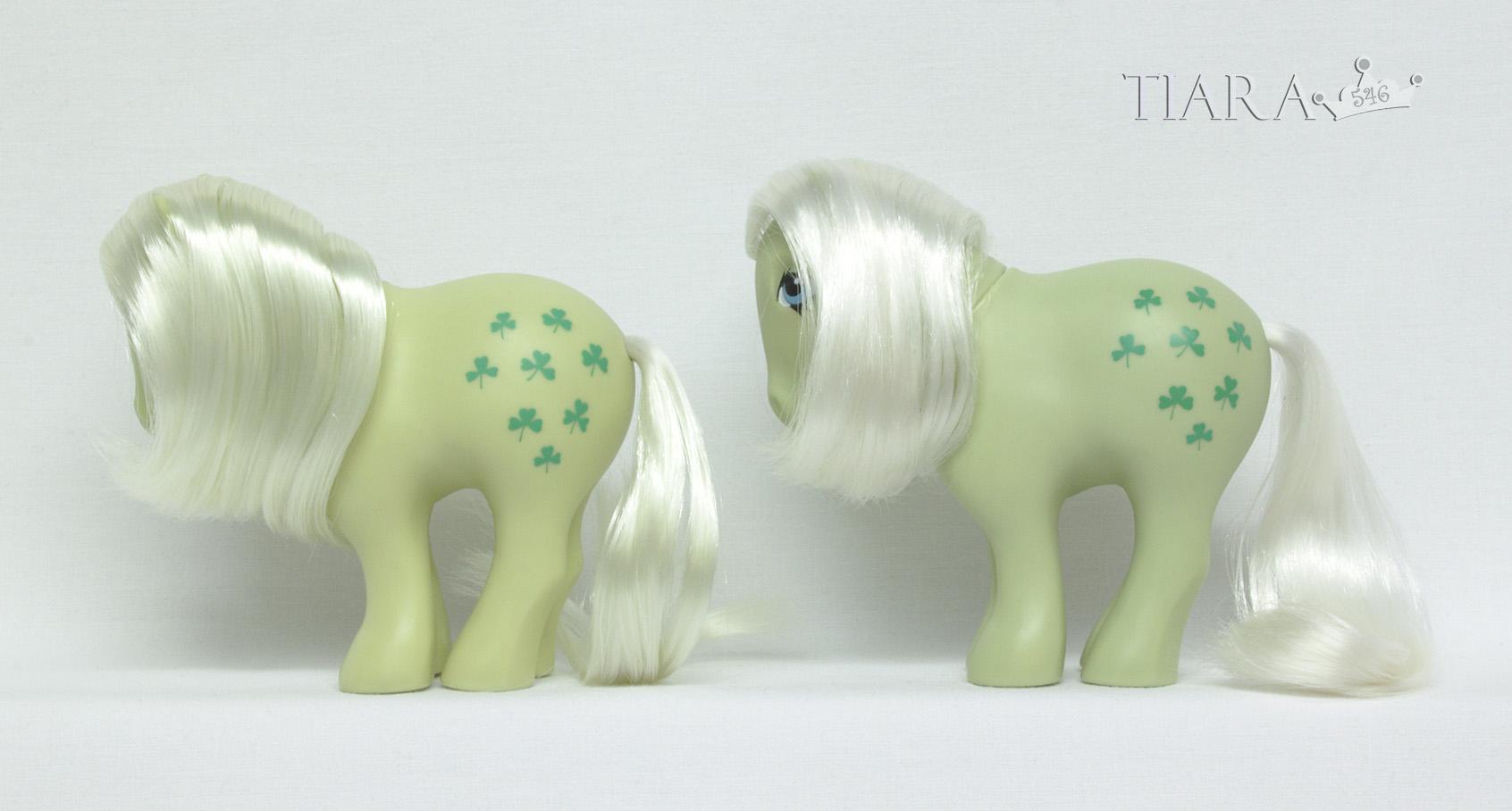 MLP G1 Collector Pose Ponies Macau Minty Minky Variants